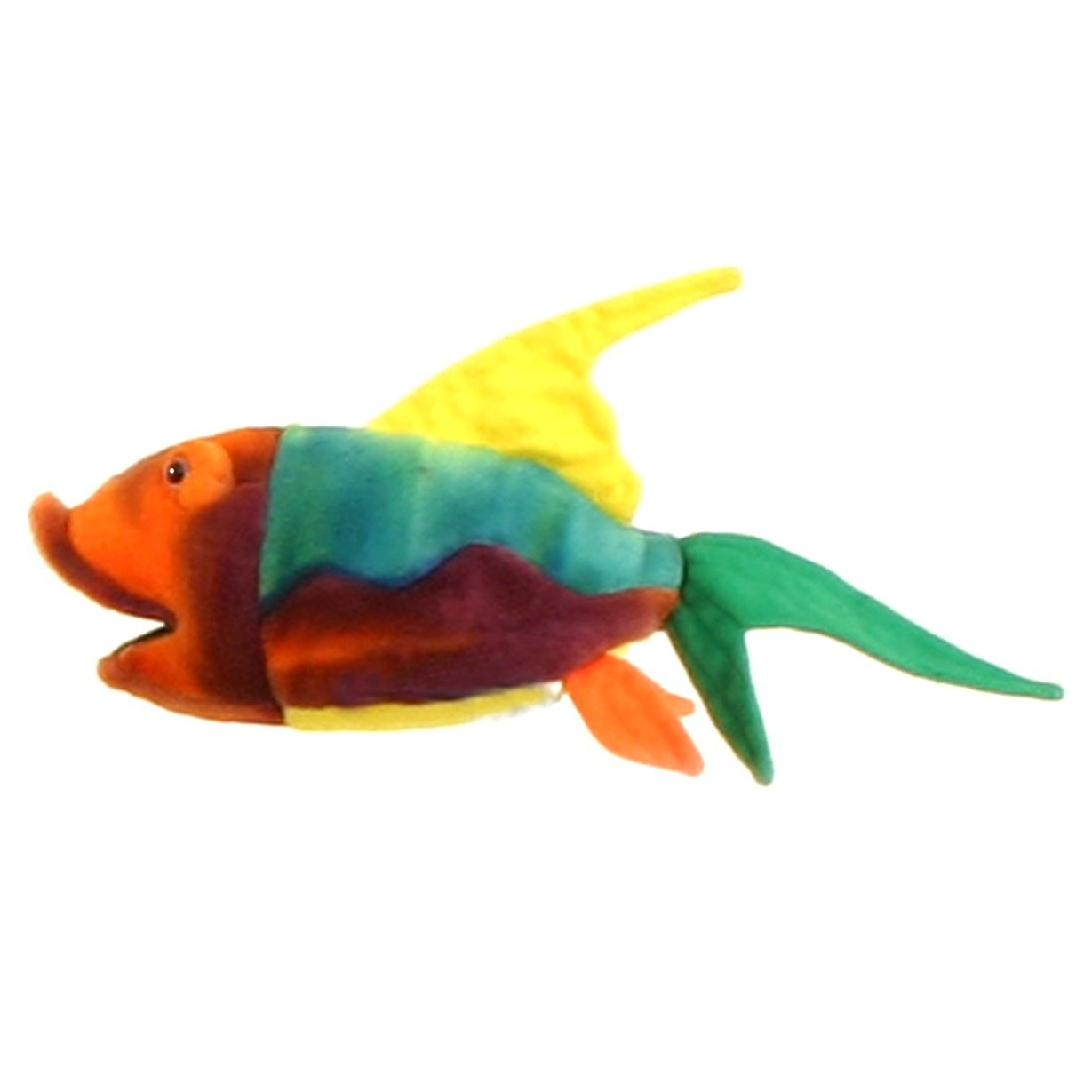 Theanimalplace fish 3 9 inches 2972 hansa realistic for Fish stuffed animal