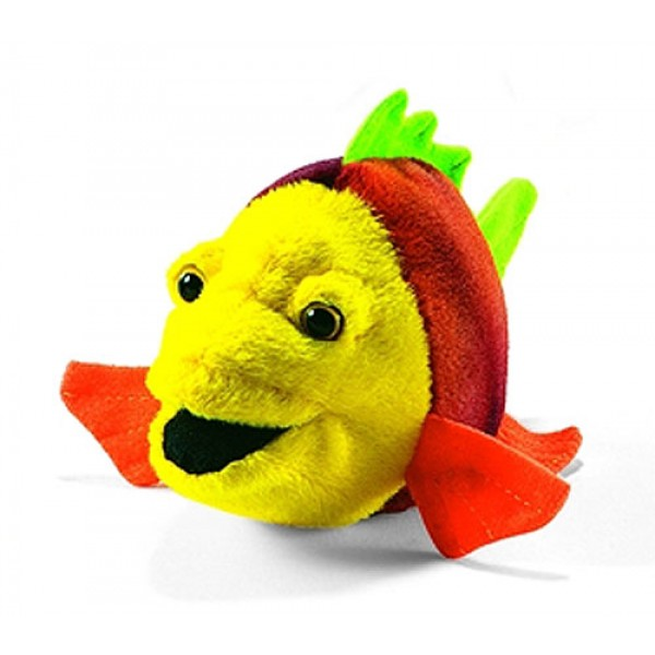 Theanimalplace fish 7 6 inches 2977 hansa realistic for Fish stuffed animal