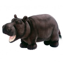 Hippopotamus #2888 - Hansa Realistic Soft Toys & Plush Stuffed Animals