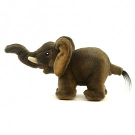Baby Asian Elephant #2967 - Hansa Realistic Soft Toys & Plush Stuffed Animals