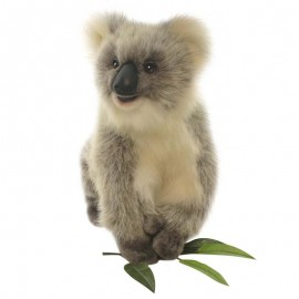 Baby Koala Bear #3637 - Hansa Realistic Soft Toys & Plush Stuffed Animals