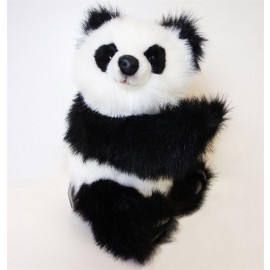 Baby Panda Bear Cub #4859 - Hansa Realistic Soft Toys & Plush Stuffed Animals