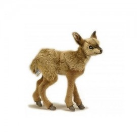 Baby Bushbuck Deer - Kid #4935- Hansa Realistic Soft Toys & Plush Stuffed Animals